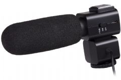 ProSound Super Cardioid Video Microphone for DSLR, Cameras, Camcorders, Audio Recorders